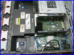 12 Core Dell PowerEdge R710 2U Server -2x Xeon X5660 @ 2.80GHz 8GB DDR3 H700