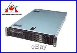 16 Logical Cores DELL R710 Server, 2x E5540 QC Xeon 2.53GHz, 72GB RAM, 4x146Gb