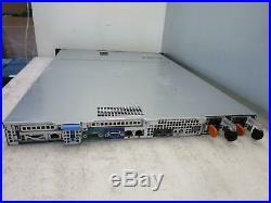1U Server Dell PowerEdge R320 QC Xeon E5-2407 2.20GHz 8GB PERC H710 Mini