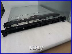 1U Server Dell PowerEdge R420 Quad Core Xeon E5-2407 2.2GHz 8GB PERC H710