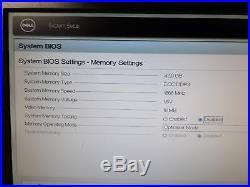 1U Server Dell PowerEdge R620 8-Core Xeon E5-2670 2.6GHz 32GB 4x 1TB 2.5 H710P
