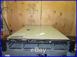 #1 Dell PowerEdge R510 Server 2x Xeon 6 core X5650 With HT @ 2.67GHZ 24GB DDr3