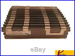 256GB (32 x 8GB) PC3-10600R DDR3 1333 Server Memory Upgrade Dell PowerEdge R910