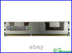 256GB (8x32GB) DDR3 ECC Registered Server Memory Dell PowerEdge R620 R815 R810