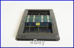 256GB (8x32GB) DDR3 PC3-10600R 4Rx4 ECC Reg Server Memory for Dell R420