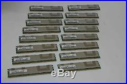 256gb (16x 16gb) Dell Poweredge R410 R510 R515 R610 R710 R810 R910 Server Memory