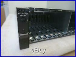 2U Dell PowerEdge R730 12-Core Xeon E5-2620 v3 2.4GHz DDR4 H730P, no RAM -QTY