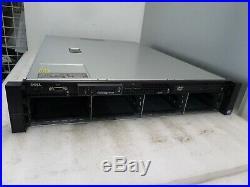 2U Server Dell PowerEdge R510 Quad Core Xeon E5530 2.4GHz 16GB H700