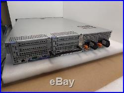 2U Server Dell PowerEdge R710 8 Core 2x QC Xeon X5570 2.93GHz 32GB PERC 6/i