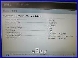2U Server Dell PowerEdge R720 12-Core 2x 6-Core Xeon E5-2640 2.5GHz 16GB