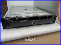 2U Server Dell PowerEdge R730 16 Core 2x Xeon E5-2640 v3 2.6GHz 4GB DDR4 H730