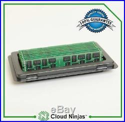 64GB (8x8GB) DDR3 PC3-10600R ECC Reg Server Memory RAM Dell PowerEdge R710