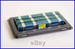 96GB (6x16GB) PC3-10600R DDR3 4Rx4 ECC Reg RDIMM Server Memory RAM for Dell R710