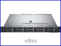 BNIB! Dell PowerEdge 1u Server R440 Intel 1.7GHz Xeon Bronze 3106 16 GB RAM