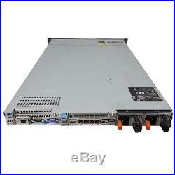 Build Your Own Dell PowerEdge R610 4-Core 2.40GHz E5620 PERC 6i Wholesale