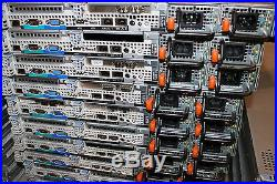 DELL POWEREDGE 1950 GEN II & III, Quad Core E5410 2.333Ghz