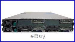 DELL POWEREDGE C6100 XS23-TY3 3 Node Server BAREBONES 2 PSU 6 HEATSINK withTRAYS