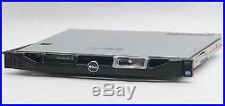 Dell Poweredge R210 II Server Xeon Quad-core 2.40ghz E3-1260l 16gb Ram 2tb Hdd