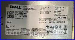 DELL POWEREDGE R510 SERVER 2x QC X5570 2.93GHZ 24GB PERC 6/I 8x 146GB X5518 HDD