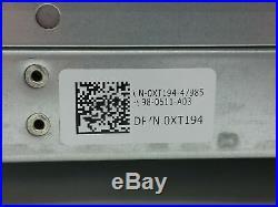 DELL POWEREDGE R610 SERVER 2INTEL XEON E5540 QUAD-CORE 2.53GHz CPU 48GB PERC 6i