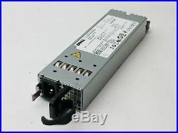 DELL POWEREDGE R610 SERVER INTEL XEON E5540 QUAD-CORE 2.53GHz CPU 16GB PERC 6/iR