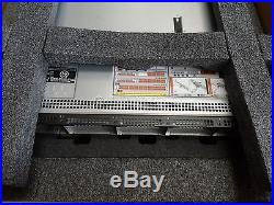 Dell Poweredge R620 Server 8 Bay Xeon E5-2660 32gb Raid H710 Idrac7 Express