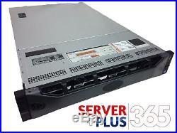 DELL POWEREDGE R720XD 3.5 LFF 2x EIGHT CORE E5-2650 2.0GHz 32GB 12x TRAYS H710