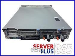 DELL POWEREDGE R720XD 3.5 LFF 2x EIGHT CORE E5-2670 2.6GHz 128GB 12x TRAYS H710