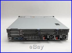 DELL POWEREDGE R720 2U SERVER 2XEON E5-2620 0 2GHz SIX-CORE 32GB PERC H310 RAID
