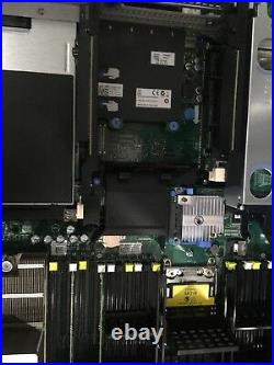 DELL POWEREDGE R720 MOTHERBOARD Chassis sff 16 bay case