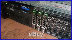 DELL POWEREDGE R720 XEON 16 core E5-2690 2.9GHz 128GB HFT SERVER