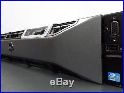 DELL POWEREDGE R720xd SERVER 24 2.5 BAY BAREBONES CHASSIS BEZEL NW98N TFV72