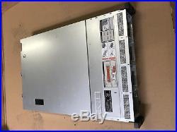 DELL POWEREDGE R730xd SERVER 12 BAY 3.5 BAREBONES EMPTY CHASSIS FAN backplane