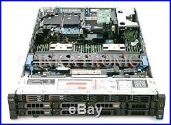 DELL POWEREDGE R730xd SERVER 8 BAY 3.5 18 BAY 1.8 CTO BAREBONES CHASSIS W64R8