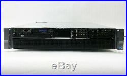 DELL POWEREDGE R810 SERVER 2XEON L7555 8-CORE 1.87GHz CPU 16GB RAM PERC H700