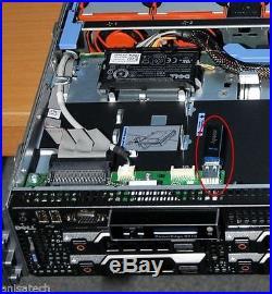 DELL POWEREDGE Server R710 2x X5670 2.93Ghz 72GB 8TB SAS DUAL PSUs 4 PORT BAYS