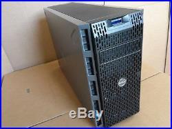 Dell Poweredge T420 16b Server Six Core Xeon E5-2440 2.4ghz 24gb Raid H710 Mtx7t