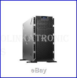 Dell Poweredge T430 Server 16b Barebones Tower Chassis P755y 3r1wg R0wjn 2wk15