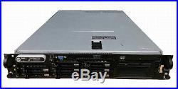 DELL PowerEdge 2950 64-bit 2xQuad-Core Xeon 2.5GHz + 24GB RAM + 8x146GB 15K SAS