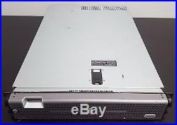 DELL PowerEdge 2U Server 2950 III 2 x E5450 32GB RAM PERC 6i Raid 6 x 500GB HDD
