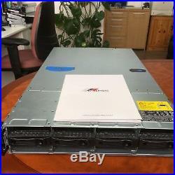 DELL PowerEdge C6100 including 4 x XS23-TY3 Cloud Node Rack Server 32 CPU Cores