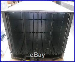 DELL PowerEdge M1000e Blade Server Enclosure 6x PSU 9x FAN 2x CMC iKVM 4x M6220