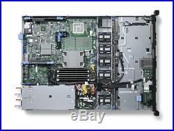 DELL PowerEdge R320 E5-2430 Xeon 6-Core 2.2GHz 48GB RAM 2×2TB SAS RAID