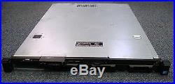 DELL PowerEdge R410 24GB Ram 2xIntel Quad Core E5620 2.4GHz iDRAC6, PERC 6/IR SAS