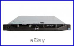 DELL PowerEdge R420 1U 4Bay 3.5 Server E5-2430 2.2GHz 6C 6GB H310 No HDD