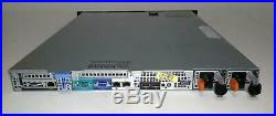DELL PowerEdge R420 2×E5-2420 v2 Xeon 6-Core 2.2GHz 64GB RAM 2×400GB SSD RAID