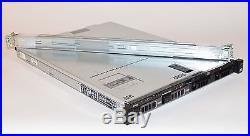 DELL PowerEdge R420 2x 6-Core E5-2430 2.2GHz 48GB/2x 1TB H710 1U Server