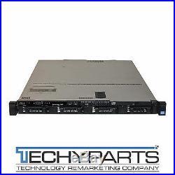 DELL PowerEdge R420 CTO 2x E5-2400v1/v2 LGA1356 H710 iDrac7 Enterprise 2x PSU
