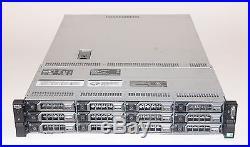 DELL PowerEdge R510 2x E5620 2.4GHz QC 32GB RAM Perc H700 iDRAC6 2U 12bay Server