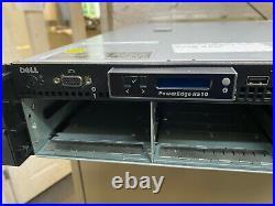 DELL PowerEdge R510 Dual 2X X5650 32GB 8 Bay SAS SATA Storage Server #1H97